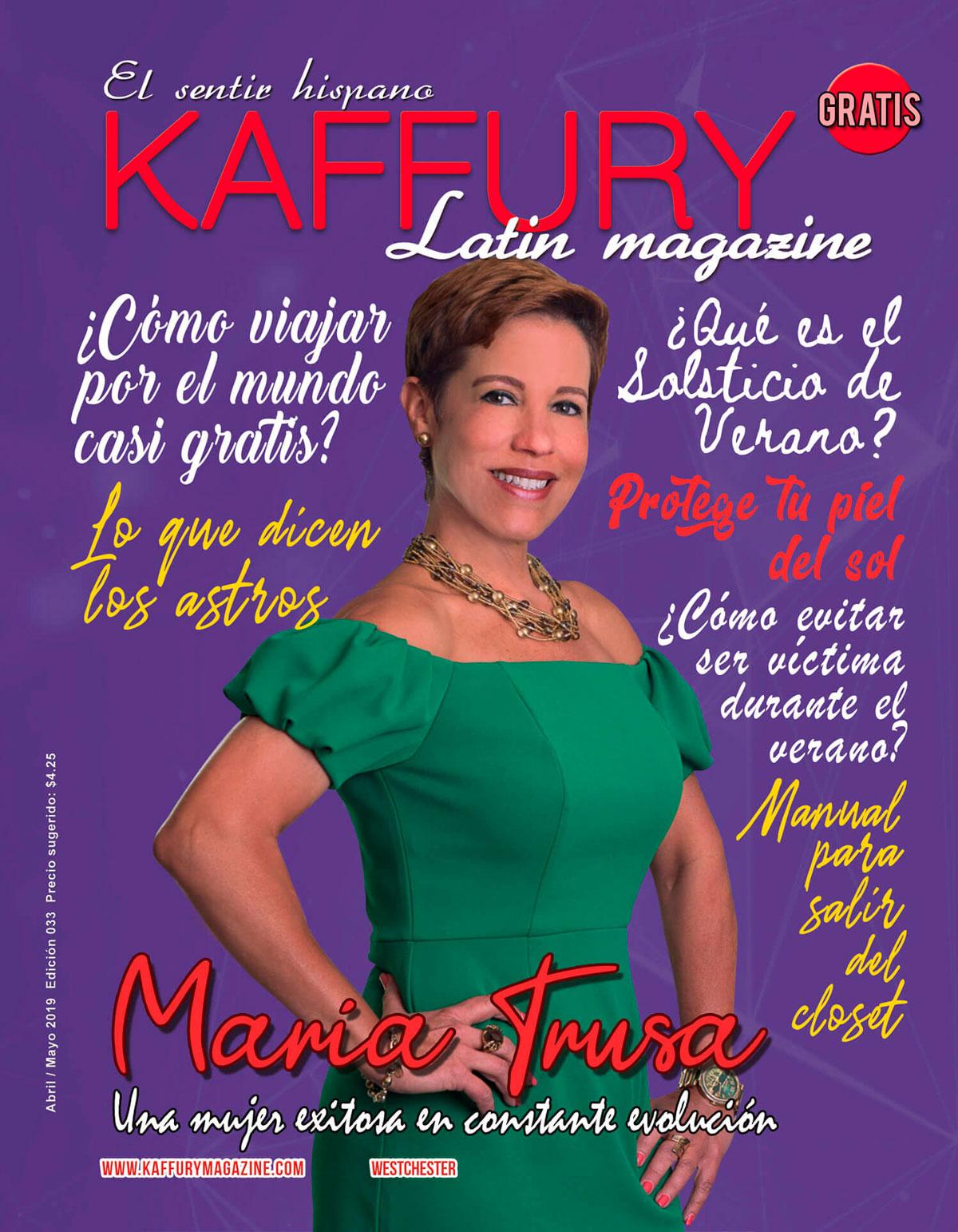Entrevista María Trusa – Kaffury.