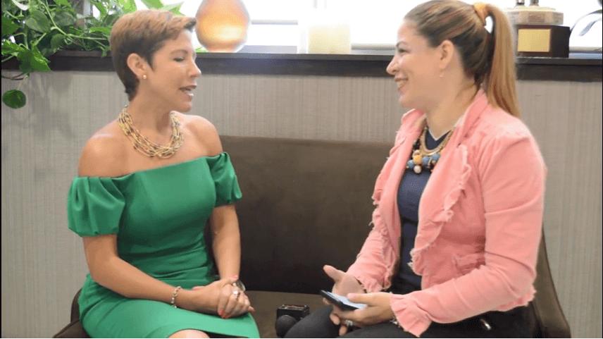 Entrevista a María Trusa –  Kaffury Latin Magazine.