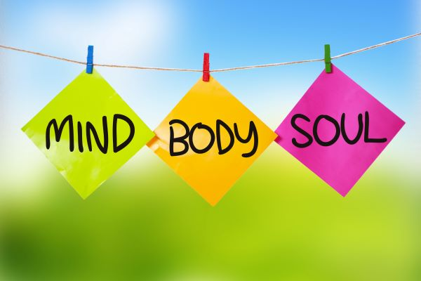 How is your connection with your mind, body and soul?