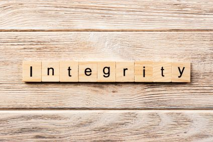 Integrity is so simple but yet so complex