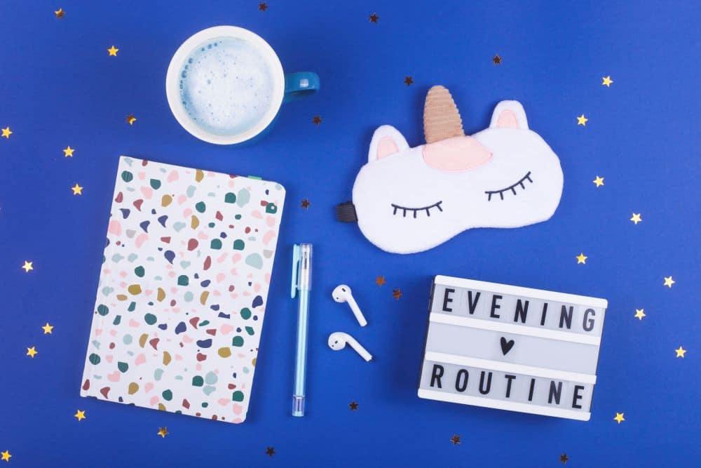 Cómo despedir la noche para manifestar positividad en tu vida