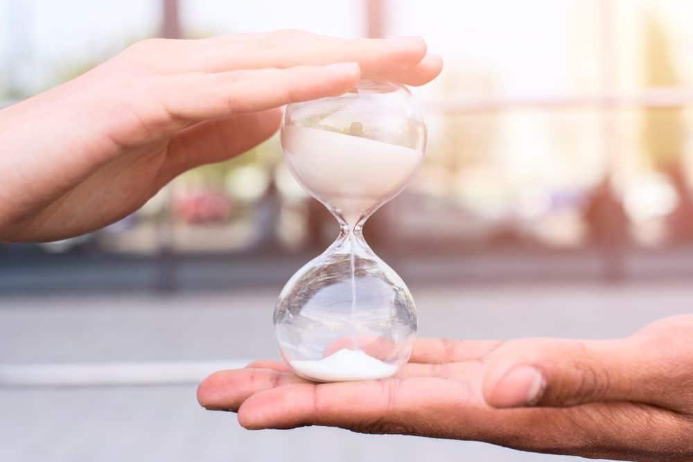 Hay veces que hay que dejar que el tiempo maneje las situaciones