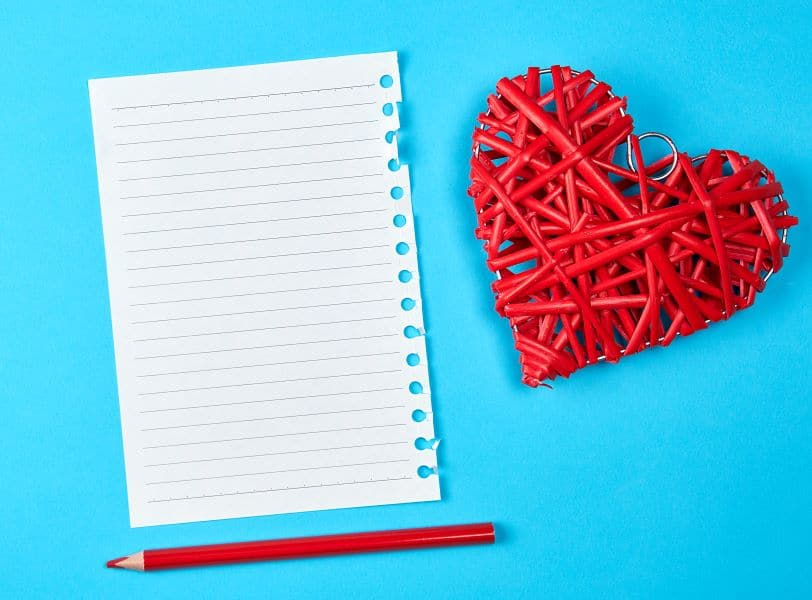 A necessary list for people that are searching for love